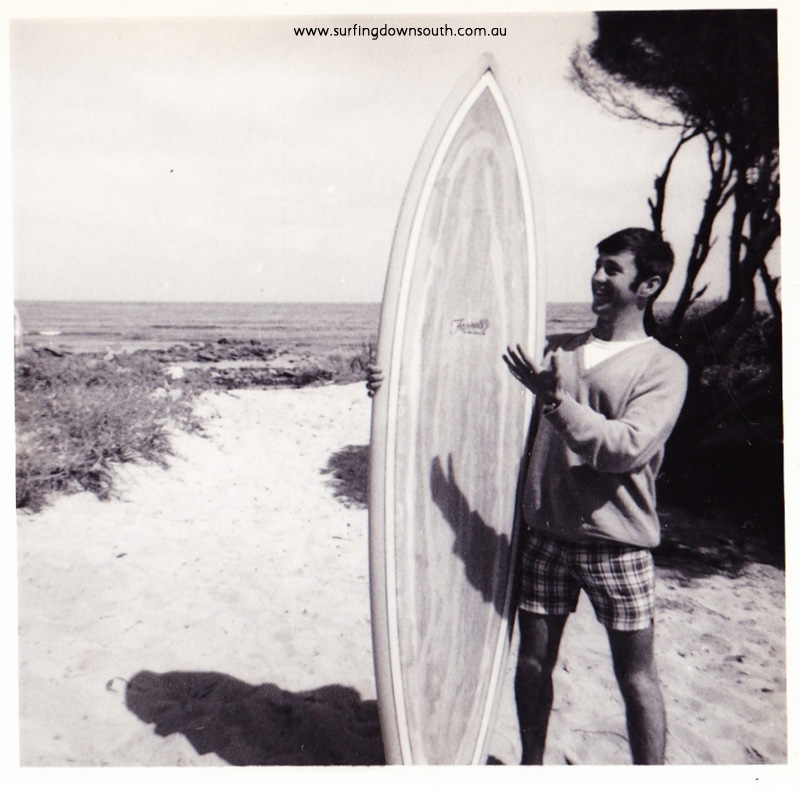 1960s Surf Trips Down South: 1960-70s Trainer Bros