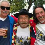 2014 Yal Mal Peter Mac, Peter Dyson & Loz Smith - Loz pic IMGP7654