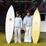 1975 City Beach Craig Blume & Craig Howe - Craig Blume pic