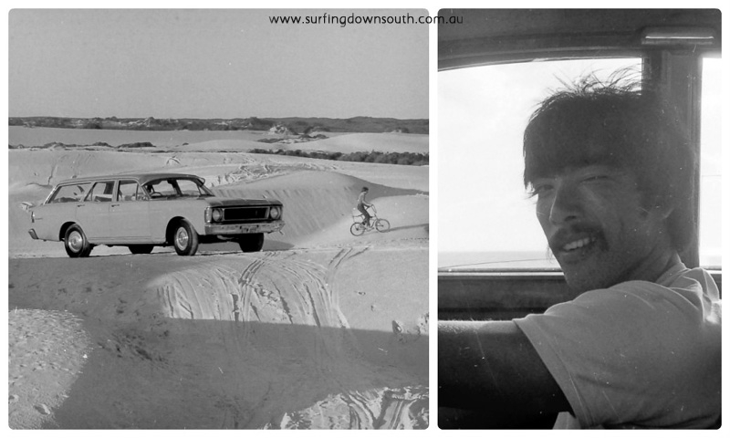 1970s Lancelin dunes & Ric Chan 2 collage_photocat