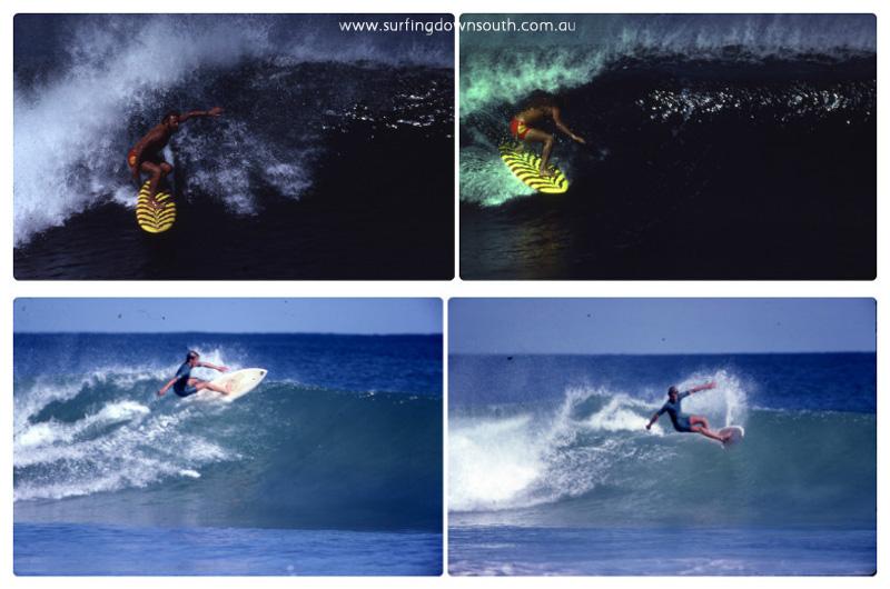 1980-81 Chris Fullston & Dave Macaulay collage_photocat