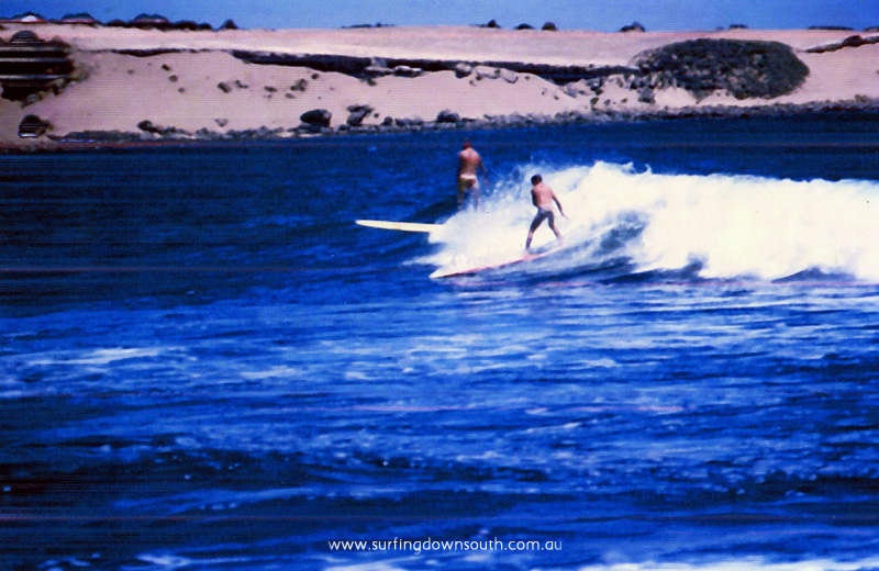 1963 Cowaramup Bay North Point unknowns - Tom Collins pic img235