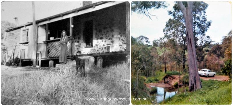 1975 Doc & Carol cottage 7 collage_photocat