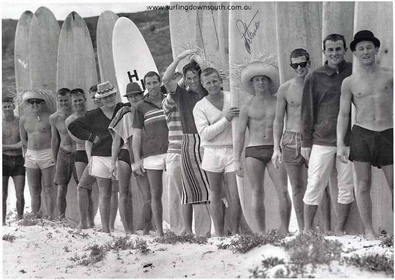 1960 Yalls beach line-up West Pic IMG_01
