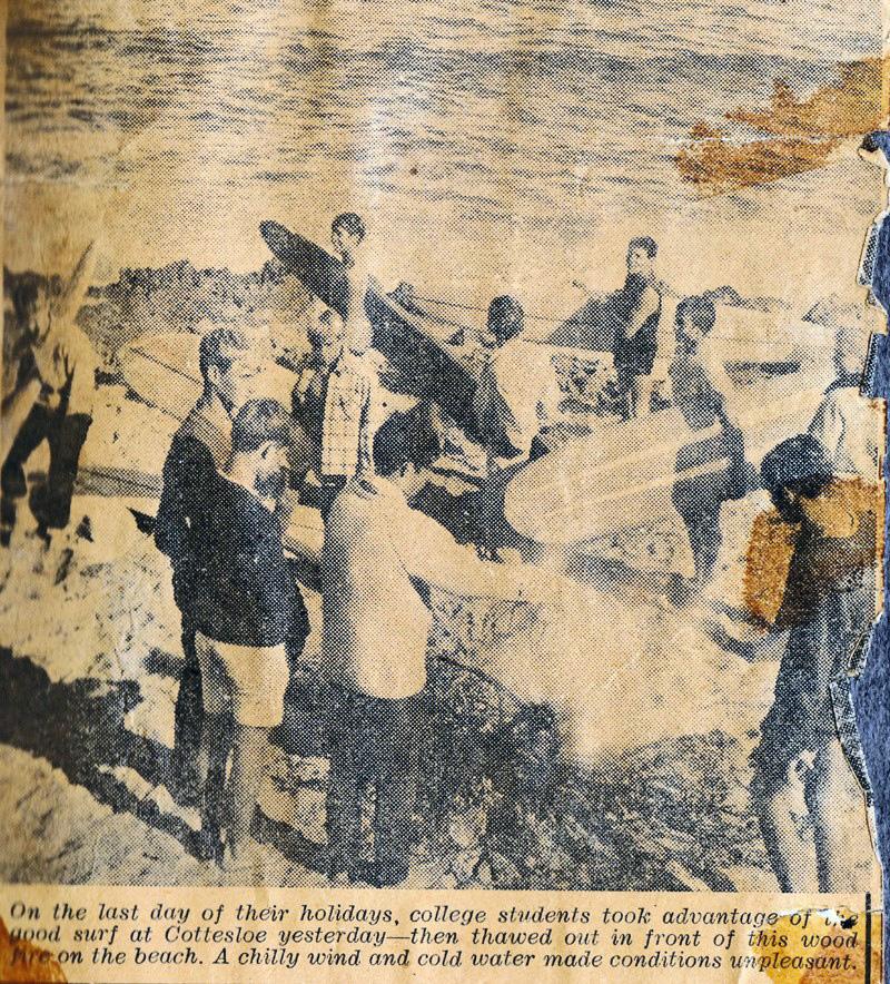 1960s Cove Cottesloe Ashley Jones & Peter Dyson - Daily News IMG_0056