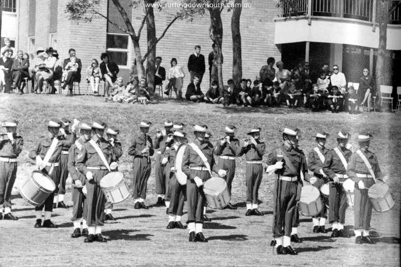 1960s Hale School Army Cadet Band Peter Dyson Band Major - PD d812