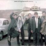1960s Hale School Peter Dyson's Kombi & boards - PD pic IMG_0034