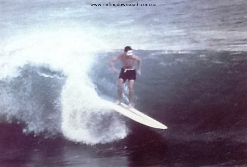 1961 Ghost at Gallows on King & Cole surfboard unknown photographer 2 (2)