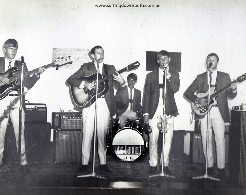 1965 The Banned on stage - PD pic IMG_0033