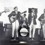 1966 The Banned on stage - PD pic cropped IMG_0033