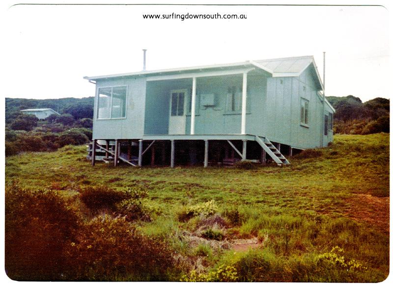 1971 Yalls Spook's Hammond shack - Peter Bothwell IMG_0002