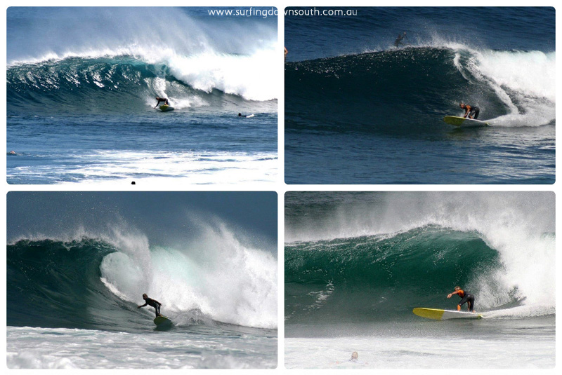 2012-3 Rich Myers Yallingup - Bruce King collage_photocat