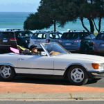 2015 Yalls Floyd Irvine with his 1973 Mercedes convertible DSC_8779