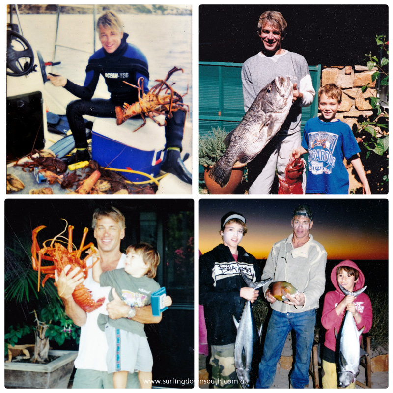 Rich Myers fishing catches 7 collage_photocat