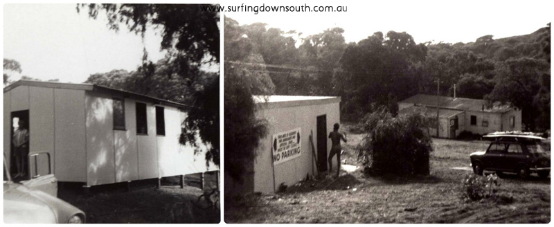 1964 Club shacks at Yalls Ernie Potter pics collage_photocat