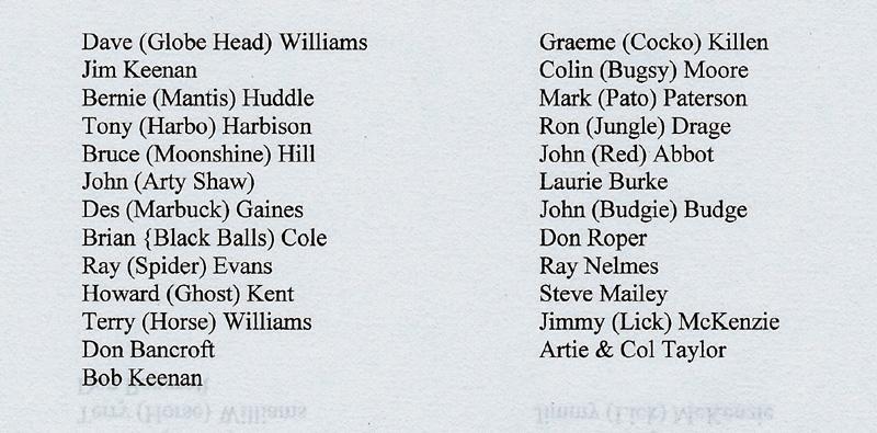 List of WA surf pioneers ex Kev Merifield IMG_0002a