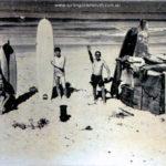 1959-narrabeen-first-board-in-front-of-shack-mm-unknown-owen-pilon-dsc_1925a