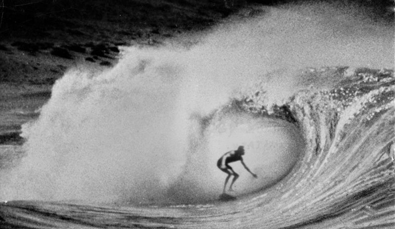 Fantasy Wave Surfing Down South